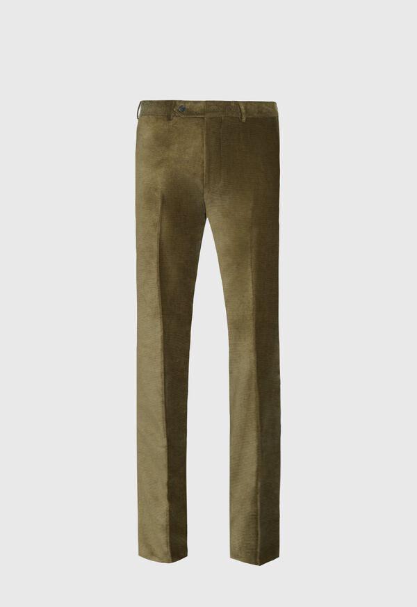 Sage Corduroy Dress Pant, image 1