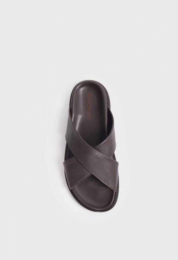 Punta Leather Slides, image 4
