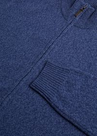 Full Zip Moulinee Cardigan, thumbnail 2