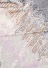 Tie Dye Print Scarf, thumbnail 2