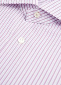 Stuart's Choice Fine Stripe Dress Shirt, thumbnail 2