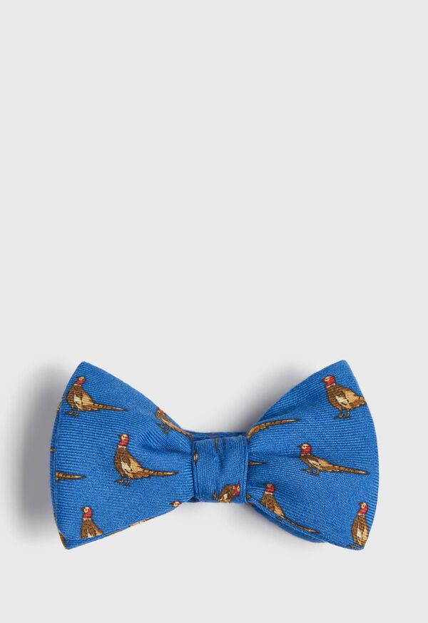 Novelty Wool Bow Tie, image 1