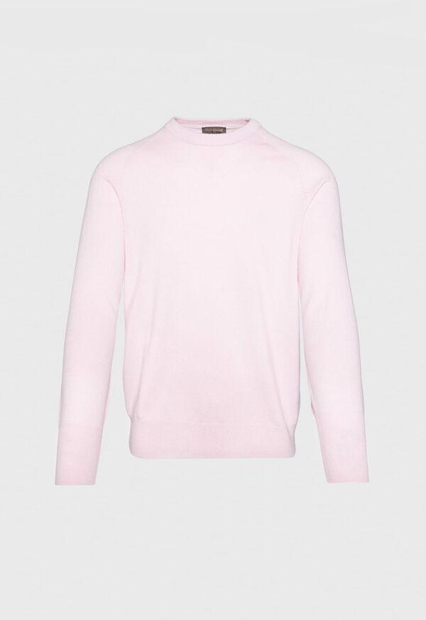 Single Ply Cashmere Sweatshirt, image 1