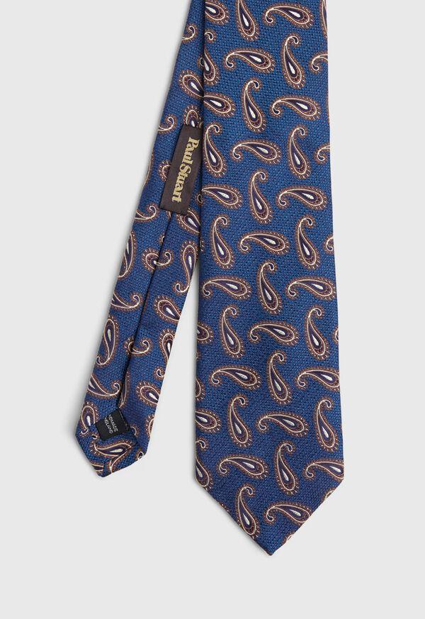Tossed Paisley Tie, image 1