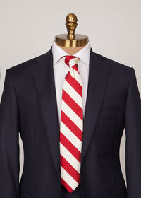 Mogador Summer Club Stripe Tie, thumbnail 2