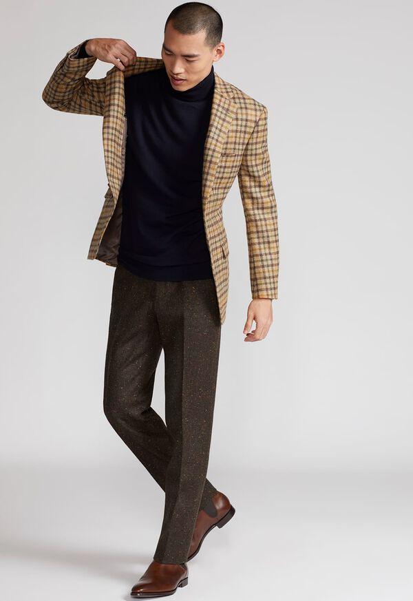 Paul Fit Wool Plaid Sport Jacket, image 2