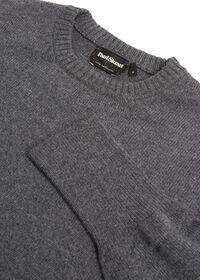 Scottish Cashmere Crewneck Sweater, thumbnail 2
