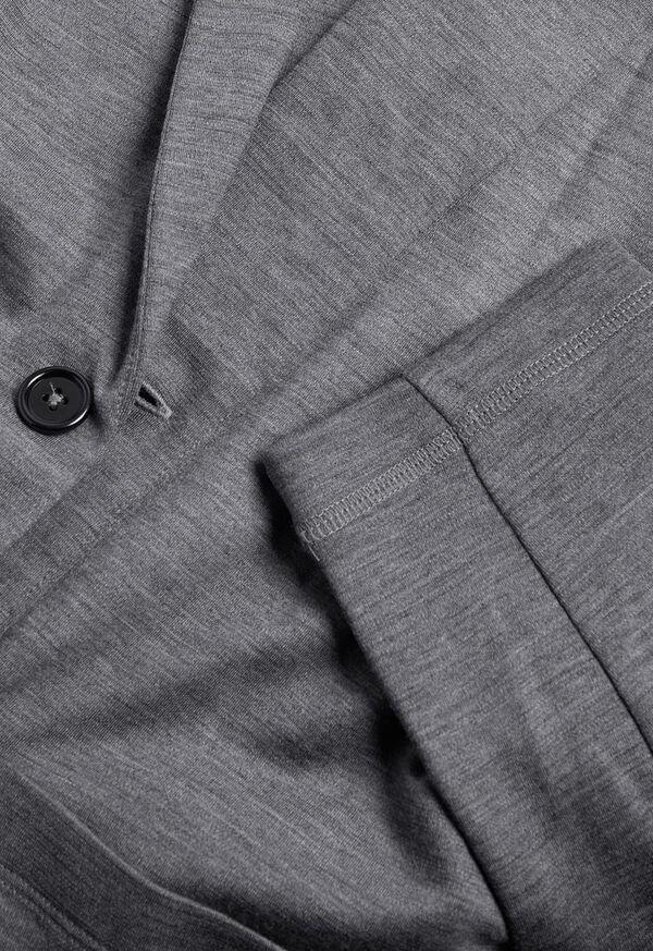 Wool Lightweight Travel Jacket, image 2