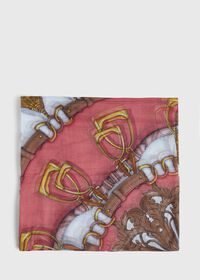 Abstract Chain Print Scarf, thumbnail 2