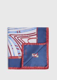 Belts and Bits Pocket Square, thumbnail 1