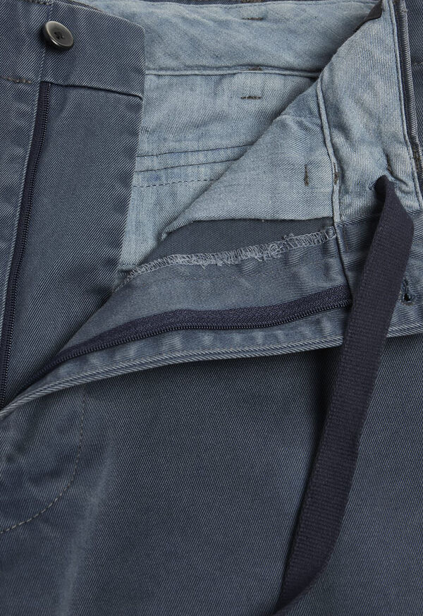 Solid Cargo Pant, image 2