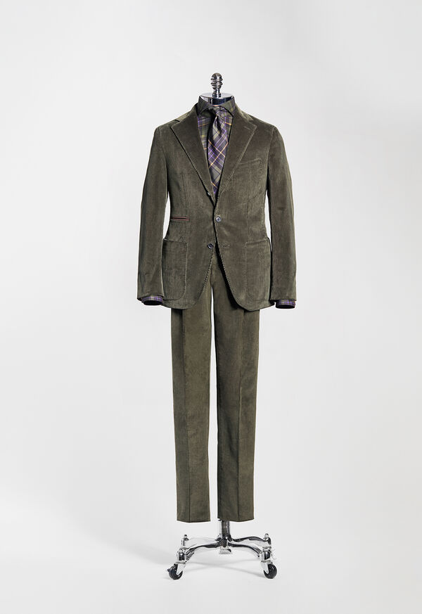 Pincord Suit, image 3