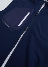 Navy Full Zip Vest, thumbnail 2