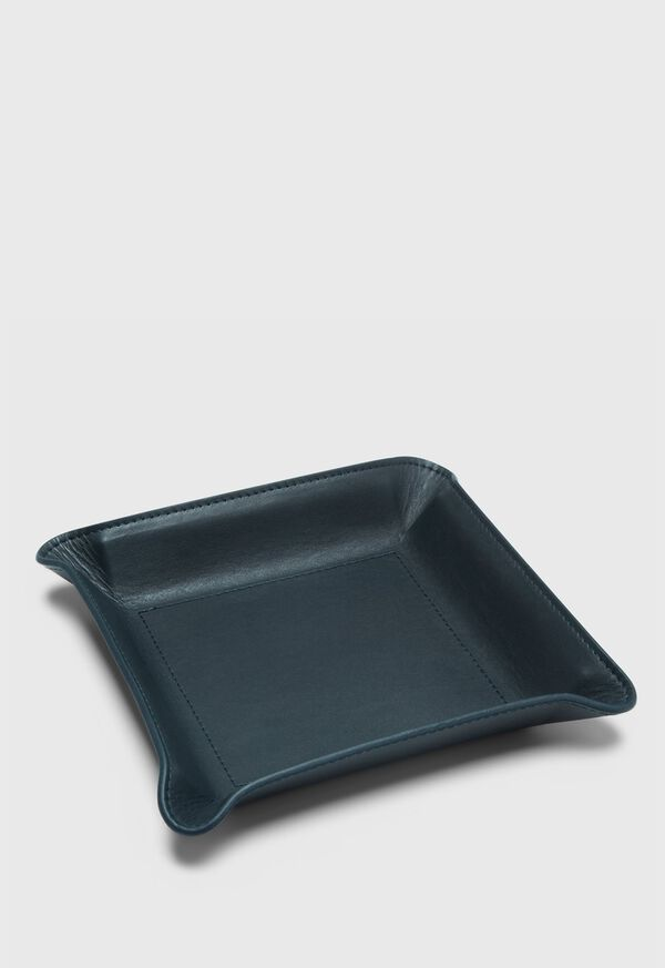 Leather Valet Tray, image 1
