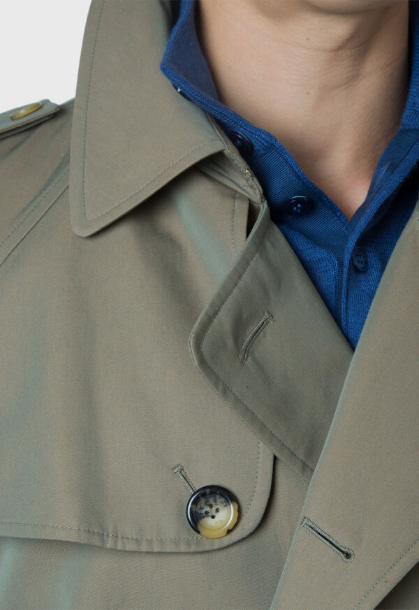 Double Breasted Classic Trench, image 6