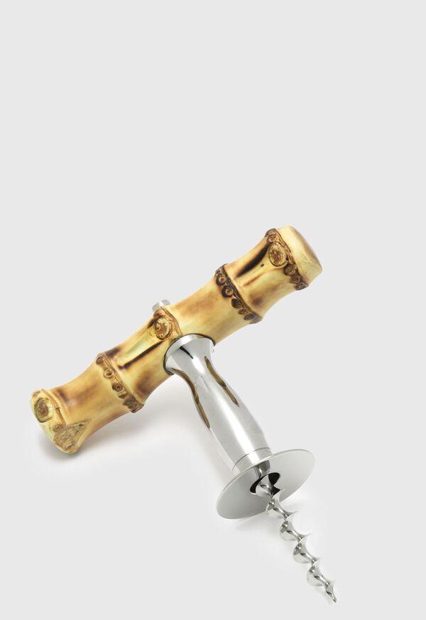 Bamboo Corkscrew, image 1
