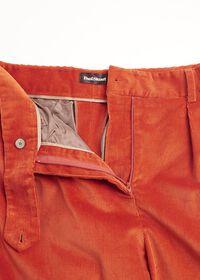 Pleated Corduroy Trouser, thumbnail 2