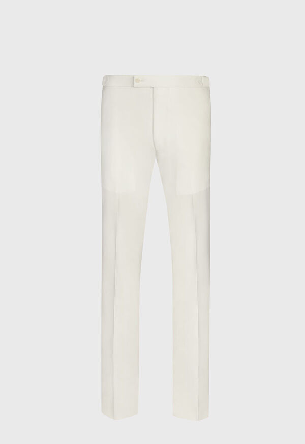 Cream Side Strap Harley Pant, image 1