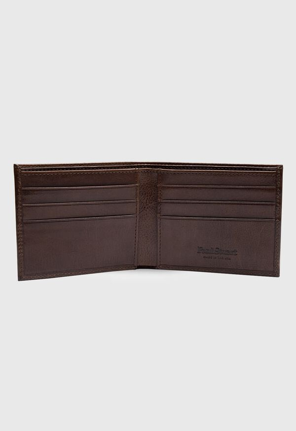 Bifold Vachetta Leather Wallet, image 3