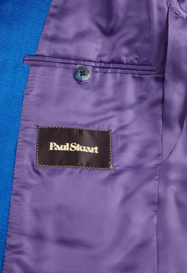 Blue Corduroy Sport Jacket, image 4