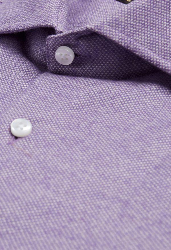 Oxford Brushed Flannel Sport Shirt, image 2