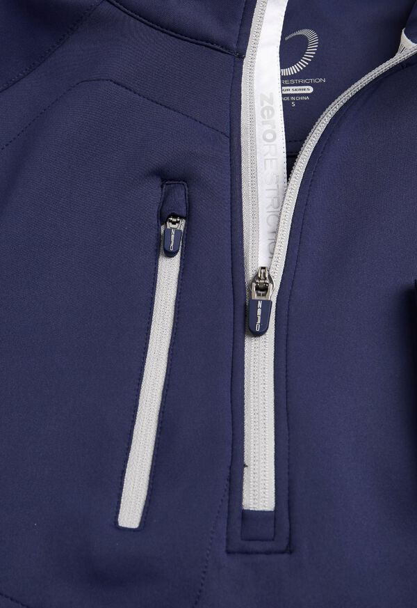Zero Restriction 1/4 Zip Pullover, image 3