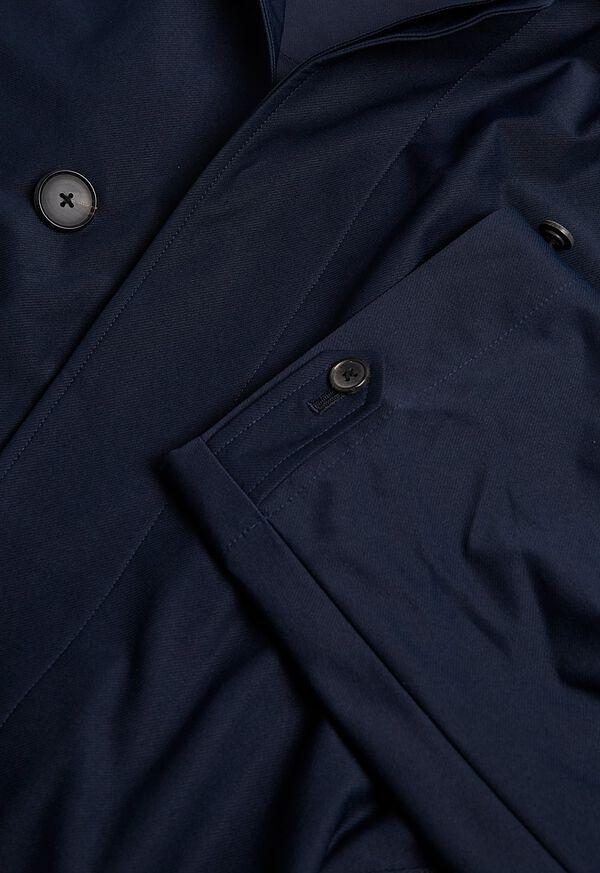 High Tech Packable Raincoat, image 2
