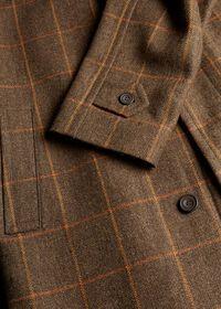 Wool Kensington Coat, thumbnail 2
