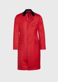 Fox Hunt Ball Twill Coat, thumbnail 1