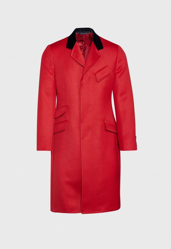 Fox Hunt Ball Twill Coat, image 1