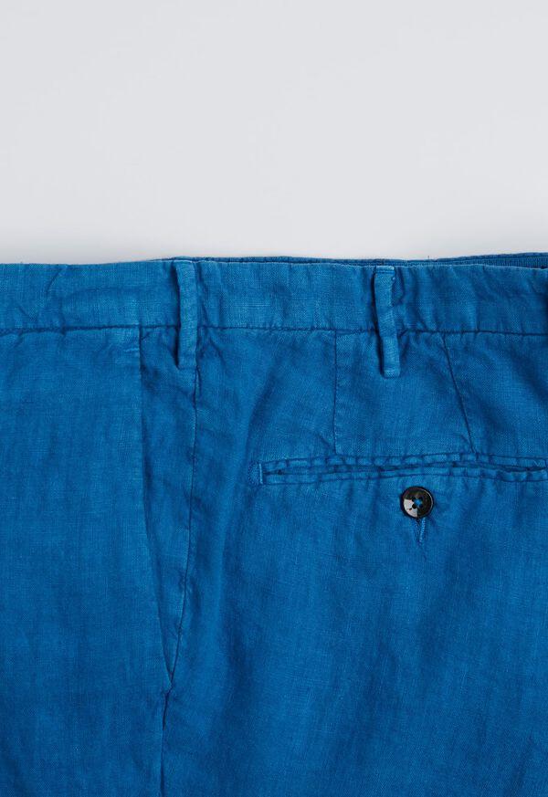 Linen Garment Dyed Pant, image 3