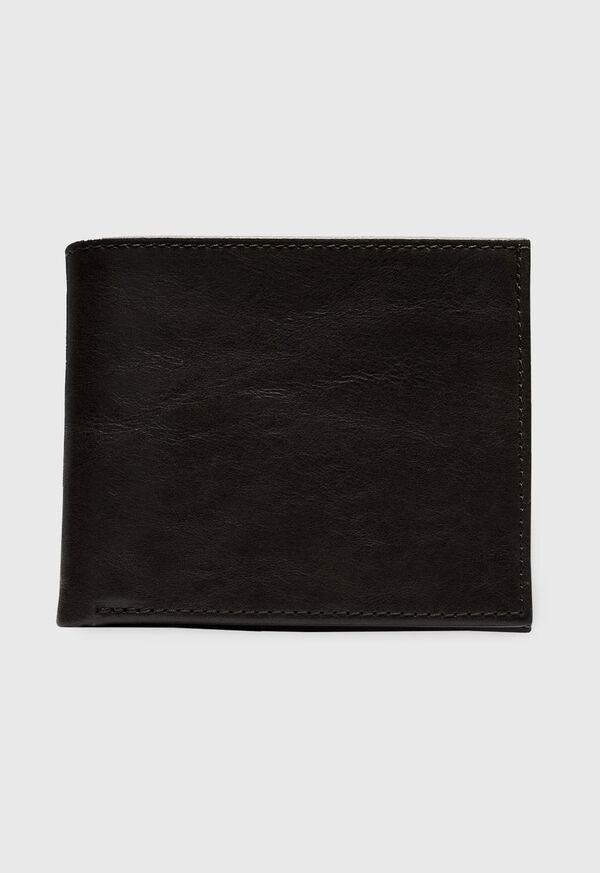 Bifold Vachetta Leather Wallet, image 1