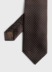 Small Medallion Tie, thumbnail 1