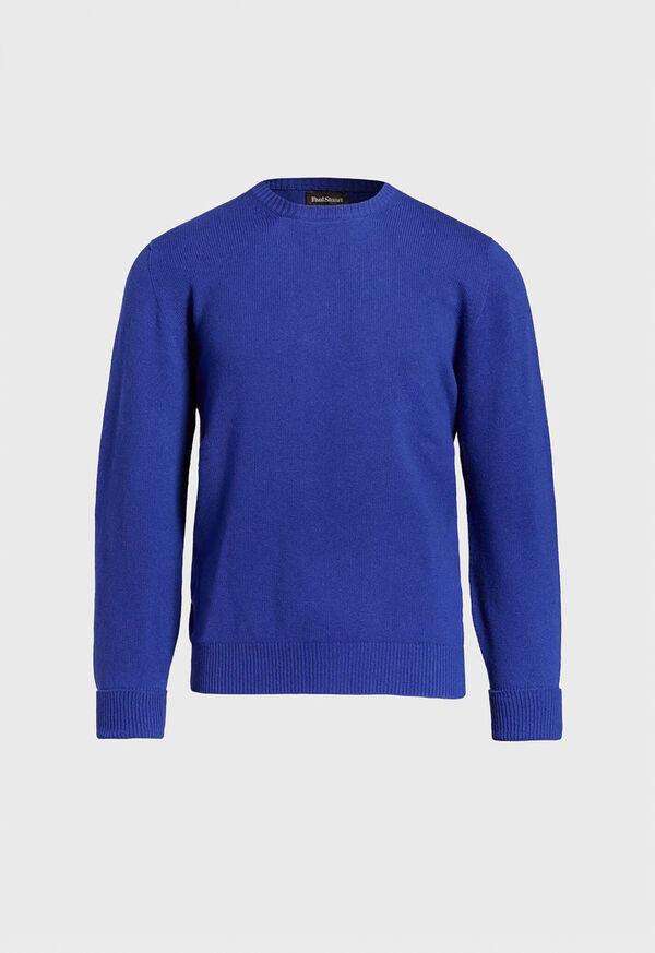 Cashmere Crewneck Sweater, image 5