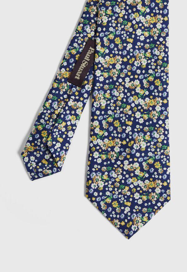 Allover Floral Tie, image 1