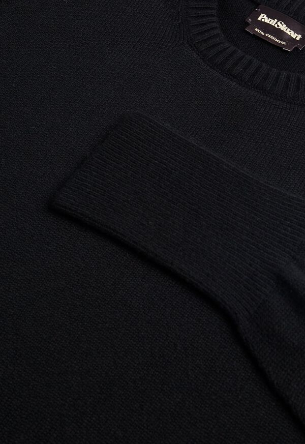 Scottish Cashmere Crewneck Sweater, image 3