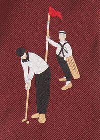 Golf Silk Tie, thumbnail 3