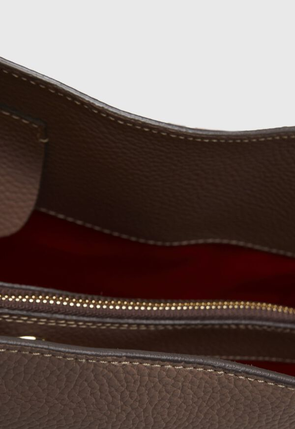 Deerskin Leather Tote, image 3