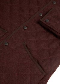 Quilted Barn Jacket, thumbnail 4