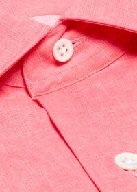 Cotton Crosshatch Sport Shirt, thumbnail 2