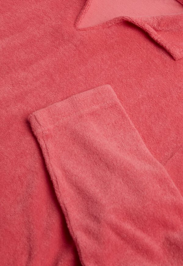 Cotton Terry Pullover, image 2
