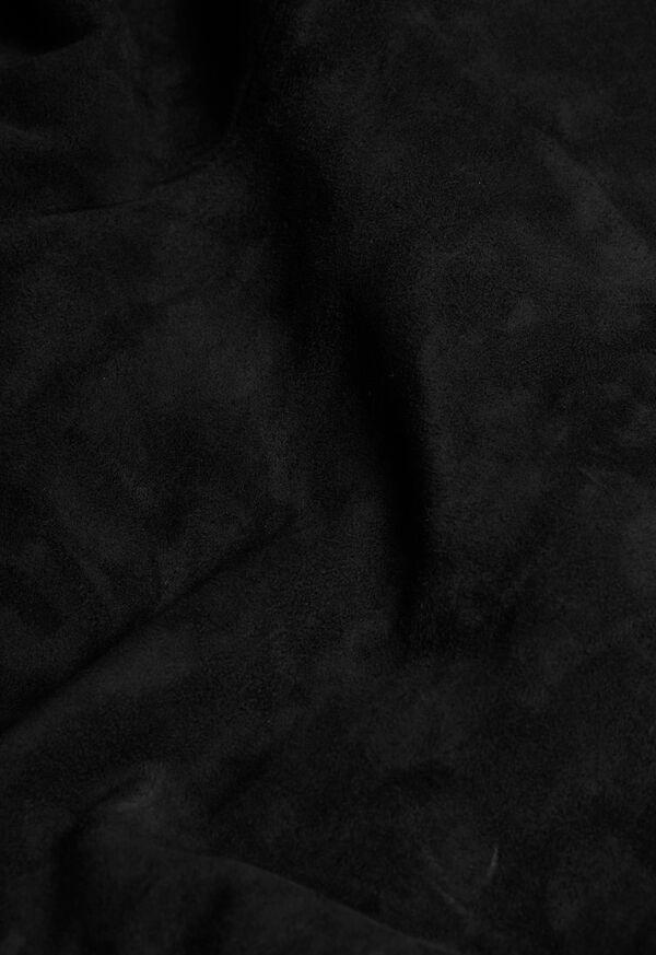 Stretch Suede Legging, image 4