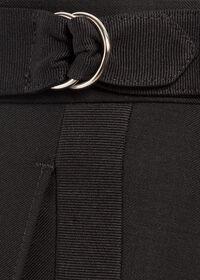 Super 110s Wool Peak Lapel Tuxedo, thumbnail 3