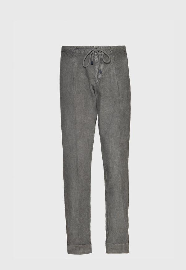 Solid Linen Suit, image 5