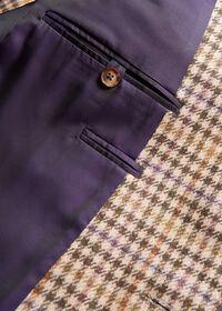 Paul Fit Wool Check Sport Jacket, thumbnail 4