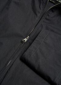 Solid Full Zip Jacket, thumbnail 2
