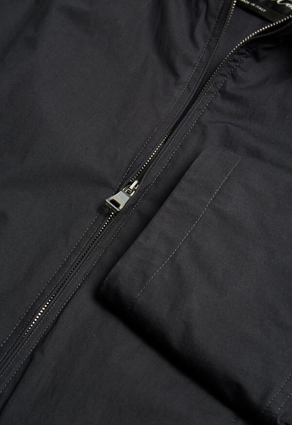 Solid Full Zip Jacket, image 2
