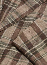 Large Plaid Jacket, thumbnail 2