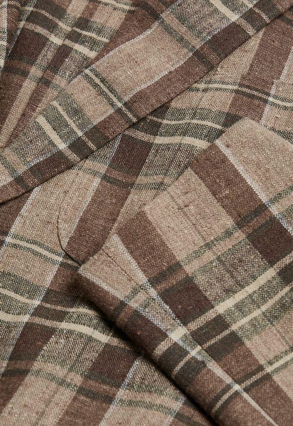 Large Plaid Jacket, image 2