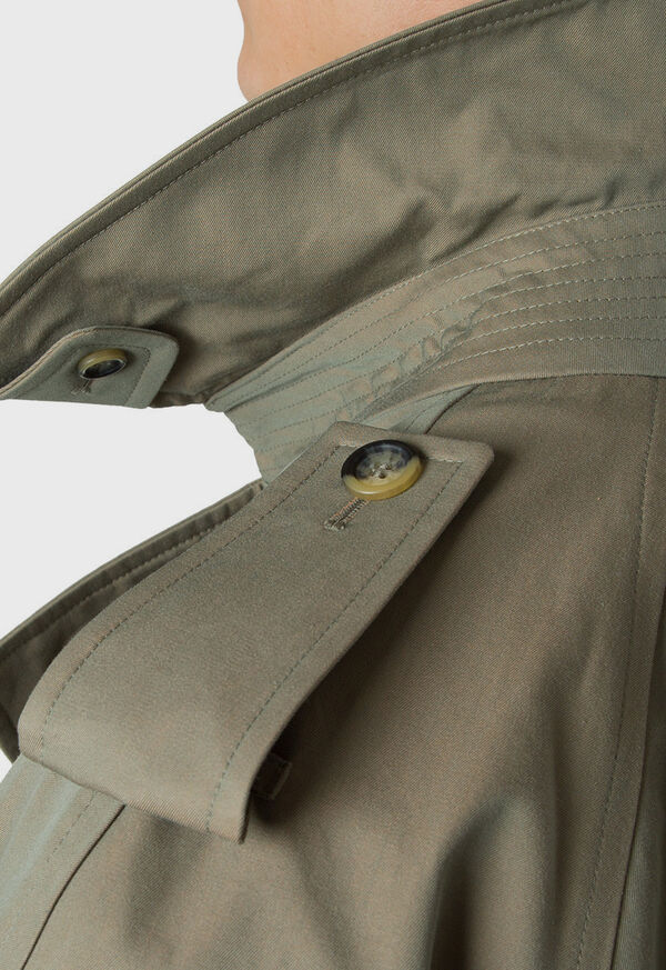 Double Breasted Classic Trench, image 8